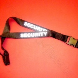 "Lanyard ""SECURITY"""