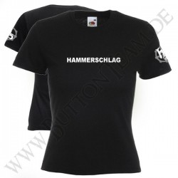Lady-Shirt Hammerschlag