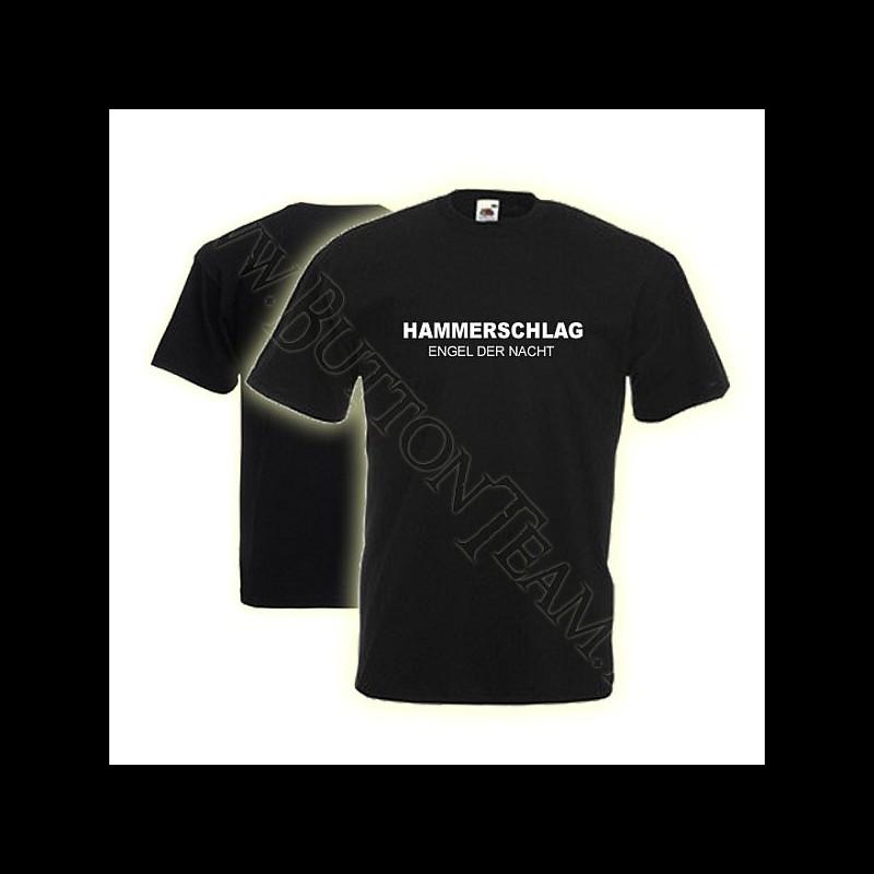 "Hammerschlag T-Shirt ""Engel der Nacht"""