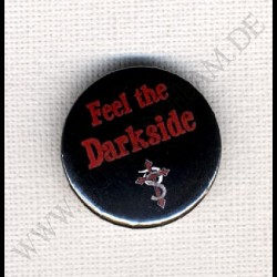 Button Feel the Darkside - Silence : death