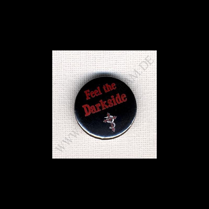 Button Feel the Darkside - Silence : death