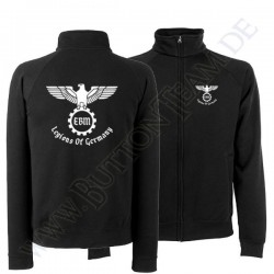 Sweat-Jacke Legions of Germany