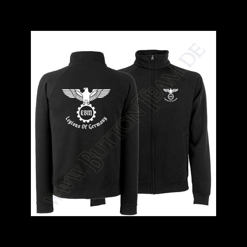 Sweat-Jacke Legions of Germany