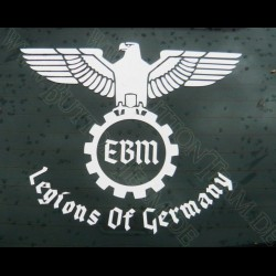 Auto-Aufkleber Legions Of Germany