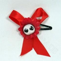 Red JACK Haarspange