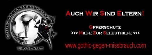 Gothic Gegen Missbrauch