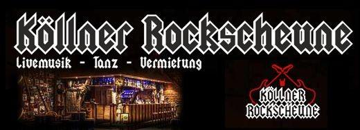 Merchandise der Köllner Rockscheune - die Kultlocation!