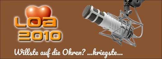 Loa2010 Internetradio mit Herz - Merchandise